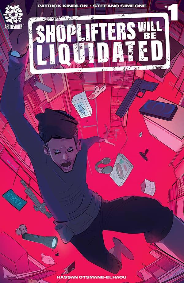 AfterShock Comics September 2020 Solicitations