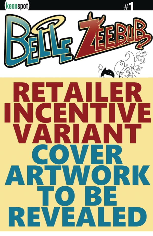 Mario Wytch Launches Belle Zeebub Comic Book in September