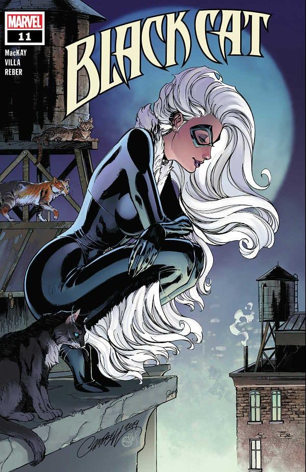Black Cat #11 Review: The Despinan Ambassador