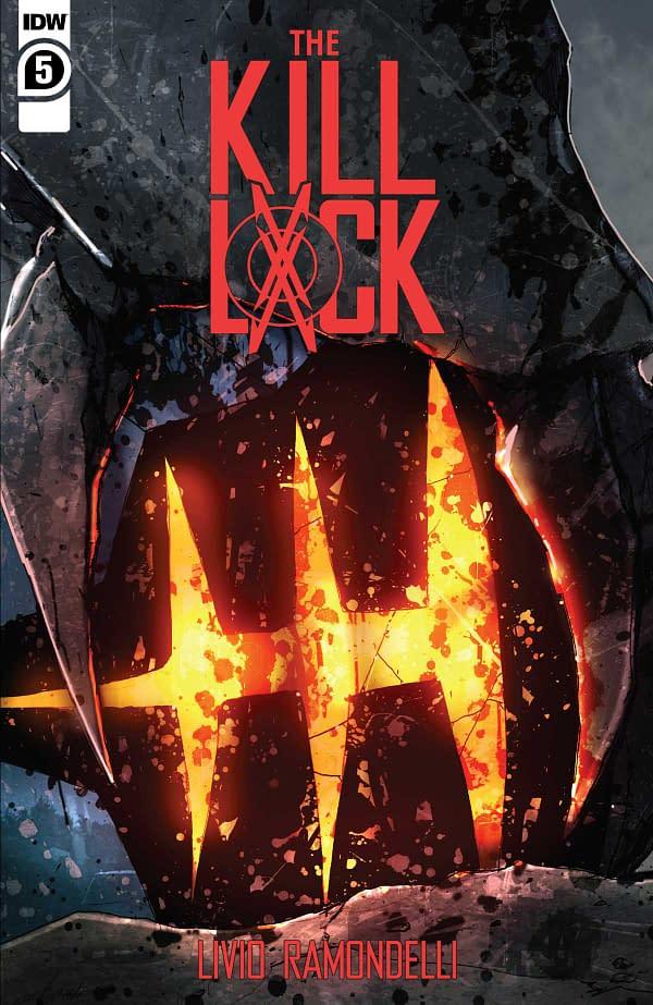 Kill Lock #5 Review: High Grade Science Fiction