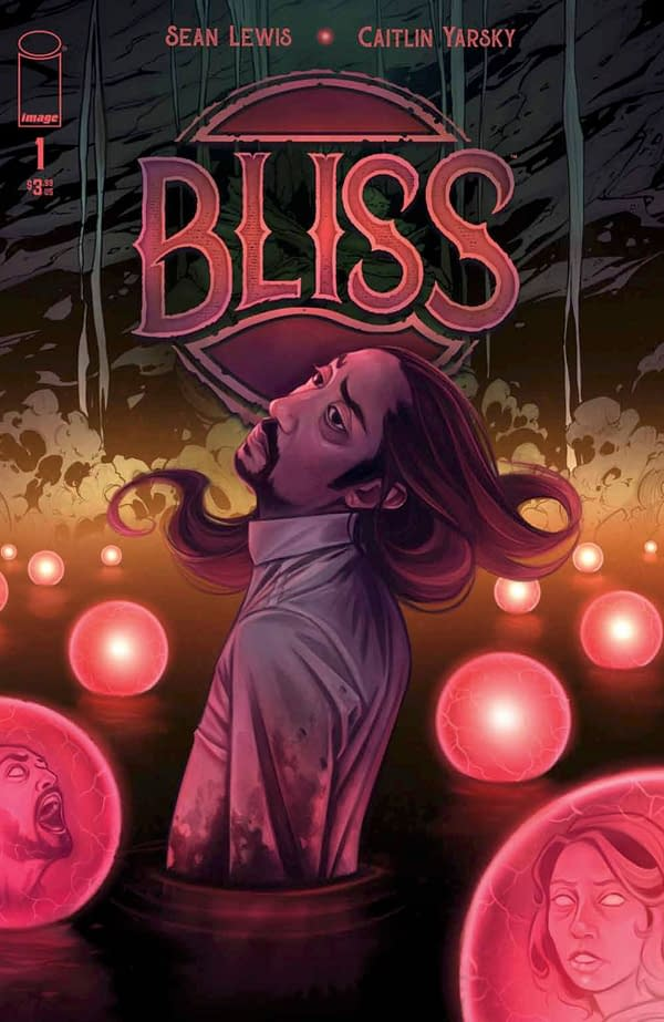 Bliss #1 cover. Credit: Image Comics.