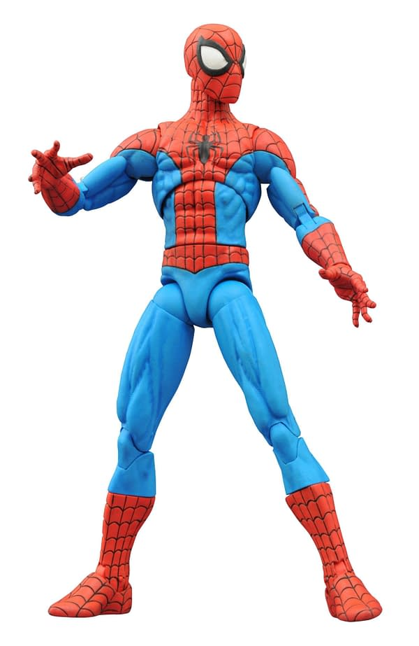 New Marvel Figures and Statues Coming Soon from Diamond Select