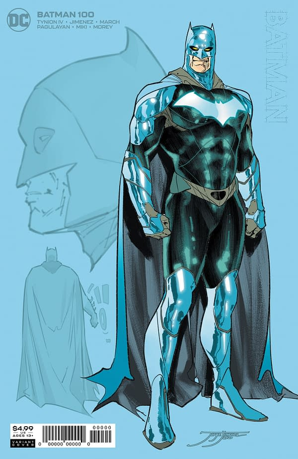 Shiny New Batsuit Debuts in #Batman #95 - But Who Made It? (Spoilers)