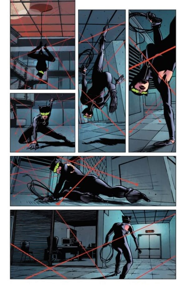 Catwoman #25 Preview