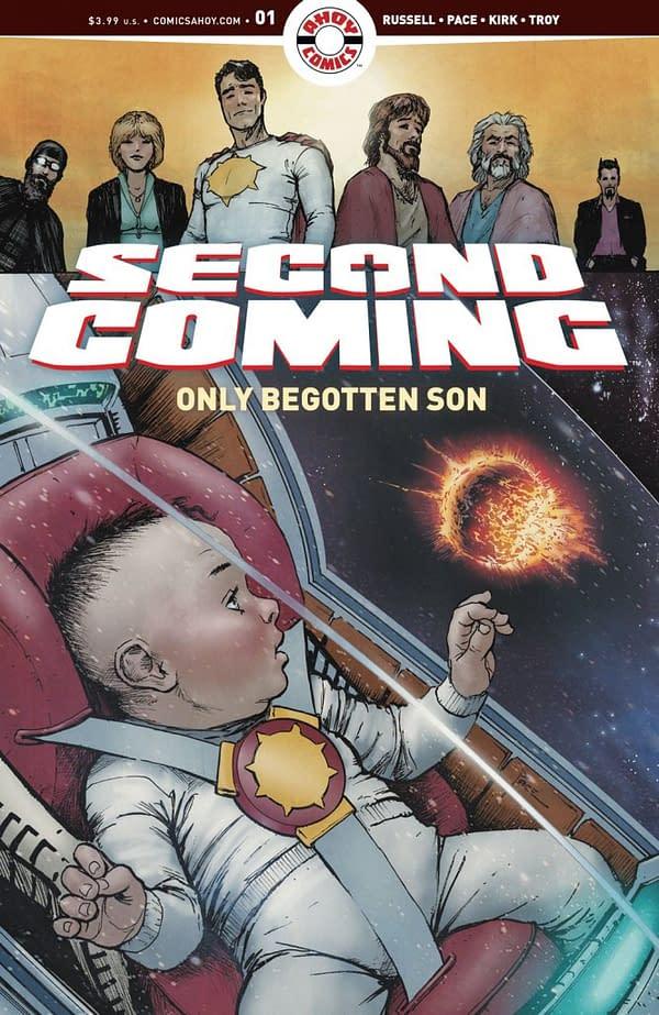 Second Coming Gets A Sequel