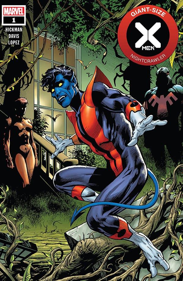 Looking At Some Jonathan Hickman Comics