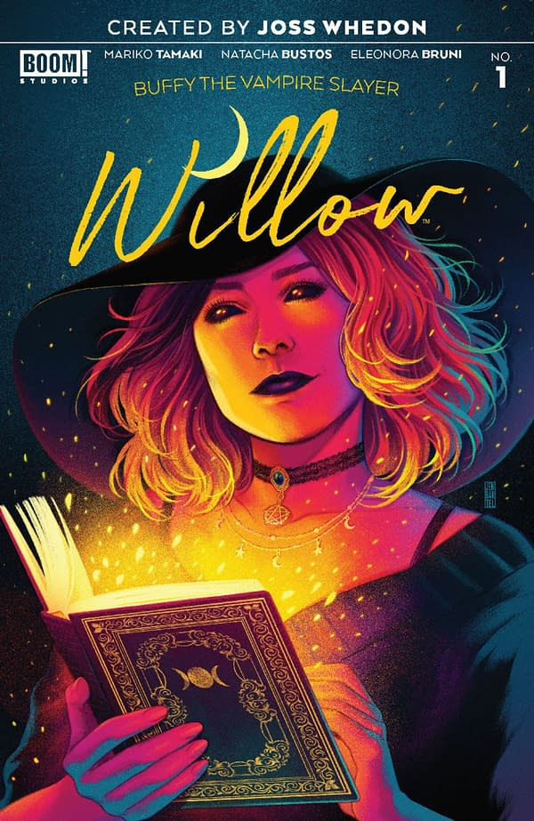 Willow #1 spins the iconic Buffy witch into her own title. Credit: BOOM! Studios