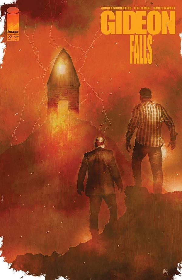 Gideon Falls Gets a Finale In December With #27