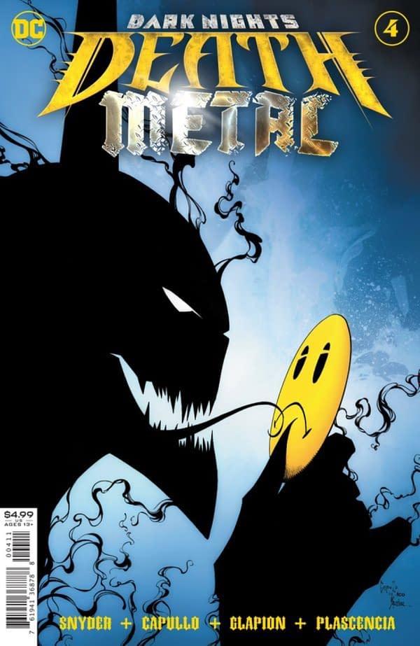 Hey Comic Retailers, This Week;s DC Comics FOC Is Tonight, Not Sunday