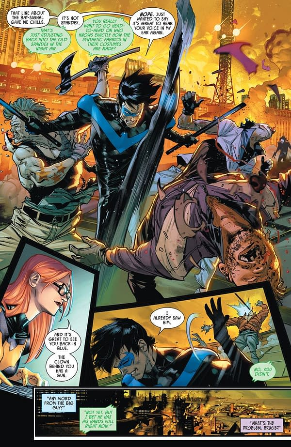 Barbara Gordon Is Oracle Again in Batman #100 - And Will Be In 2021
