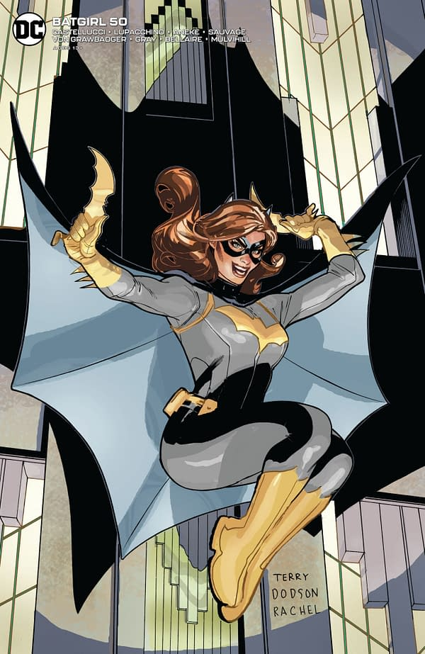 Batgirl #50 Has Been Selling For $10 On eBay After Ryan Wilder News