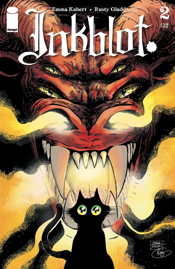 Inkblot #2 cover. Credit: Image Comics