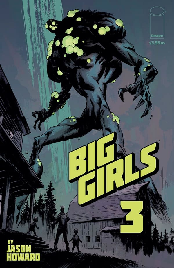 Big Girls #3 cover. Credit: Image Comics