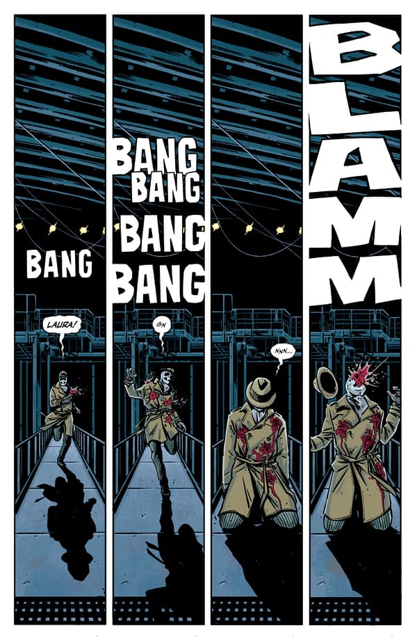 Is Tom King Making The New Rorschach Alan Moore? (Spoilers)