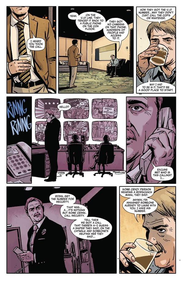 Is Tom King Making The New Rorschach, Alan Moore? (Spoilers)