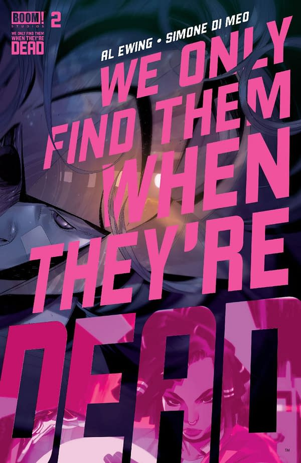 We Only Find Them When They're Dead #2 cover. Credit: BOOM! Studios