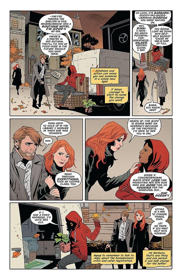 Batwoman: Ryan Wilder Debuts Next Week- Just Not Javicia Leslie's