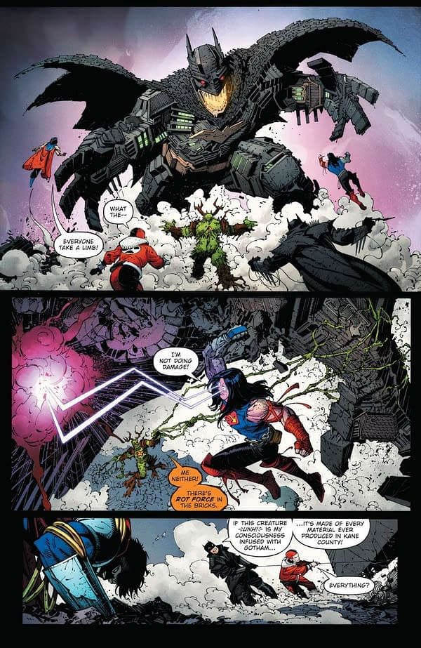 Death Metal #5 Lays Out DC Omniverse Continuity This Week (Spoilers)