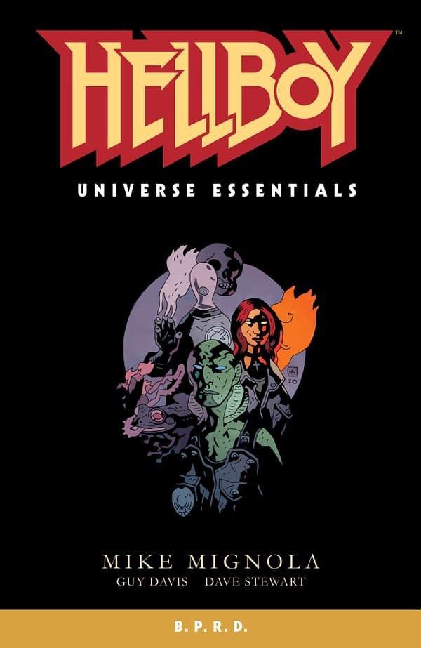 Mike Mignola Announces Hellboy Universe Essentials For 2021