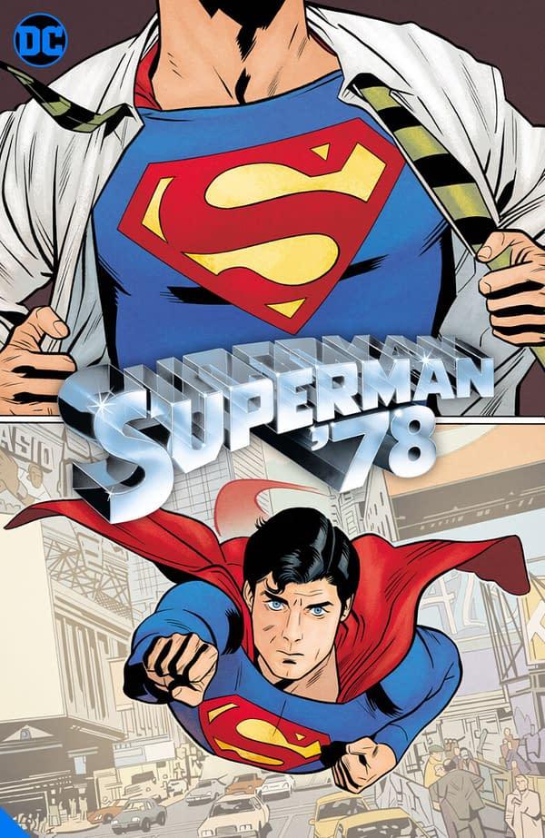 DC Publish Superman '78 and Batman '89 Comics With Those Movie Tones
