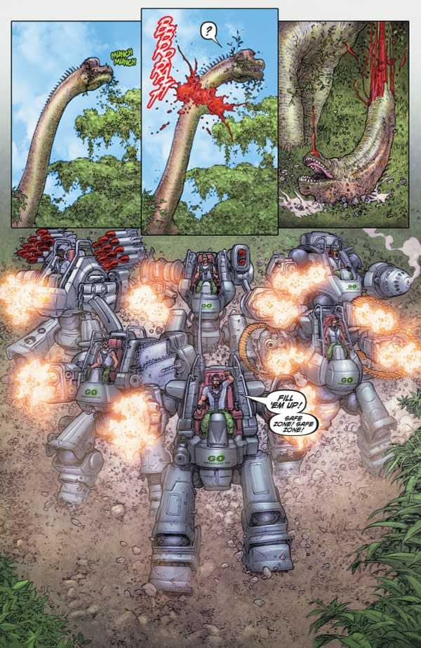 Tankers #1 Preview by Robert Venditti and Juan Jose Ryp
