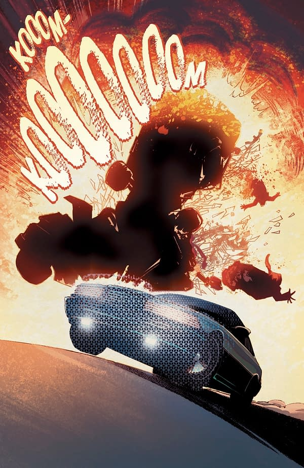 Chariot #1: AWA Studios Offers Preview of First Issue