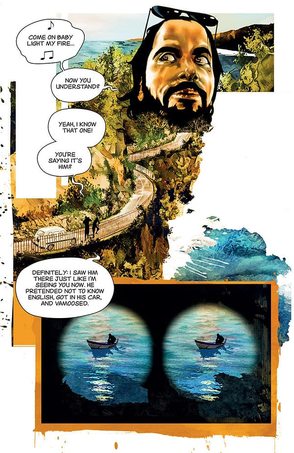 Image Comics To Release Graphic Novel Titled Jim Lives This June