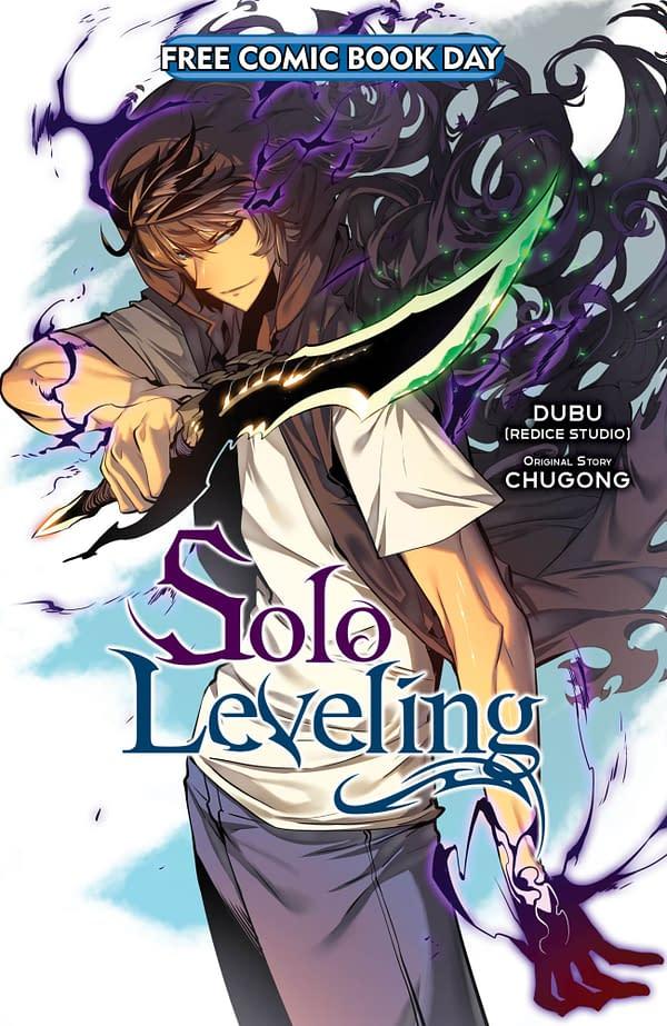 Yen Press Announces Free Comic Book Day 2021 Titles