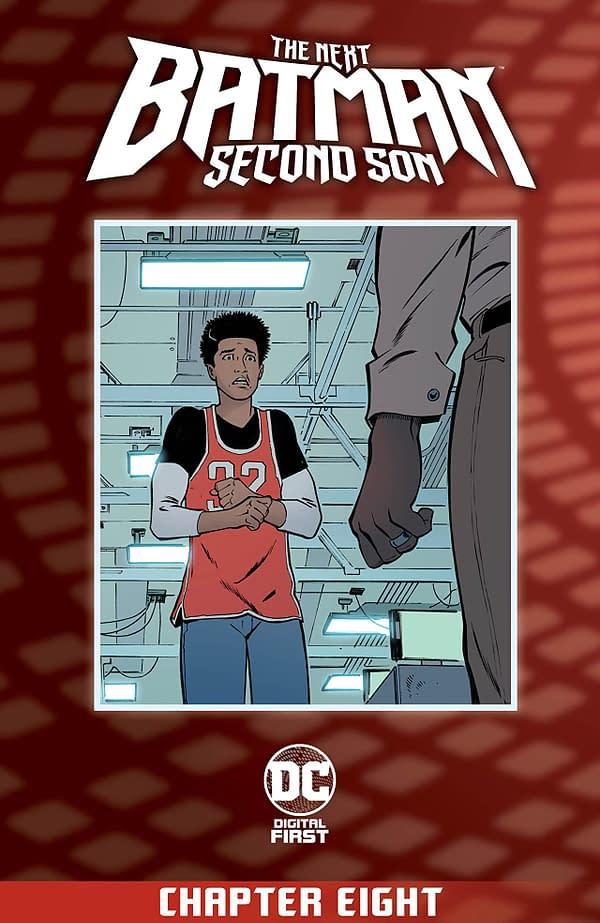 Jace Fox's First Kill? The Next Batman: Second Son #2 Faces His Past