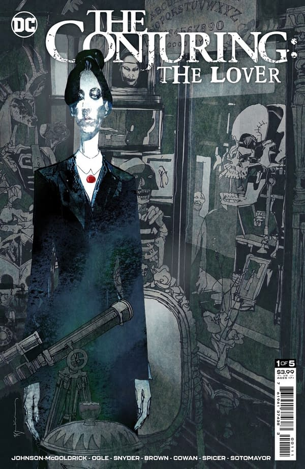 DC Comics Launches New Horror Imprint - Called DC Horror