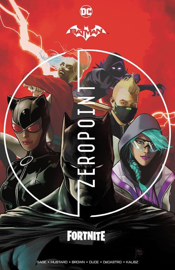DC Comics July 2021 Solicitations
