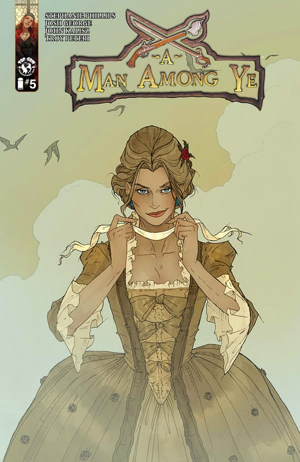 A Man Among Ye Returns With Pirate Queen Anne Bonny in July