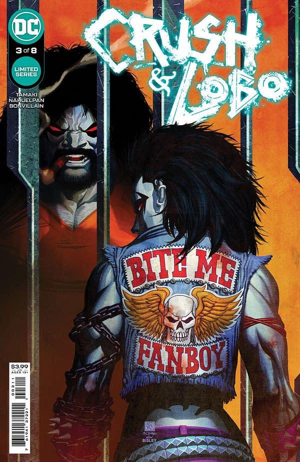 DC Pride #1: Massive Preview of DC's Pride Month Comic