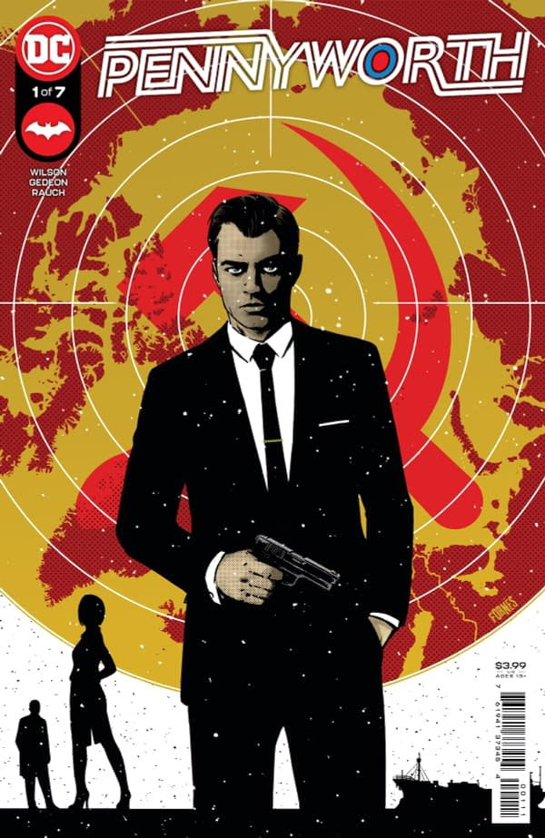 DC Comics To Publish Pennyworth Comic Book Series