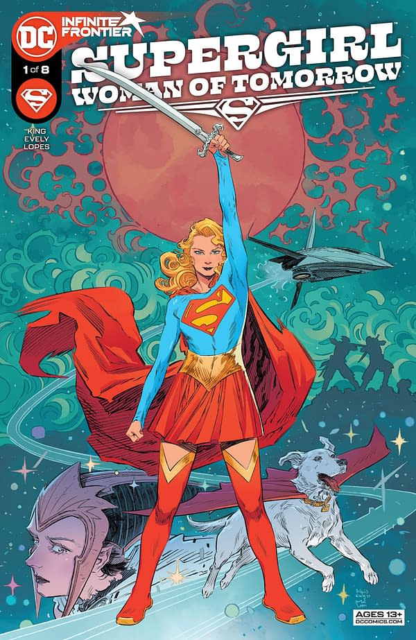 """""""Supergirl: Woman of Tomorrow"""" Will Hit Store Shelves On June 15"""