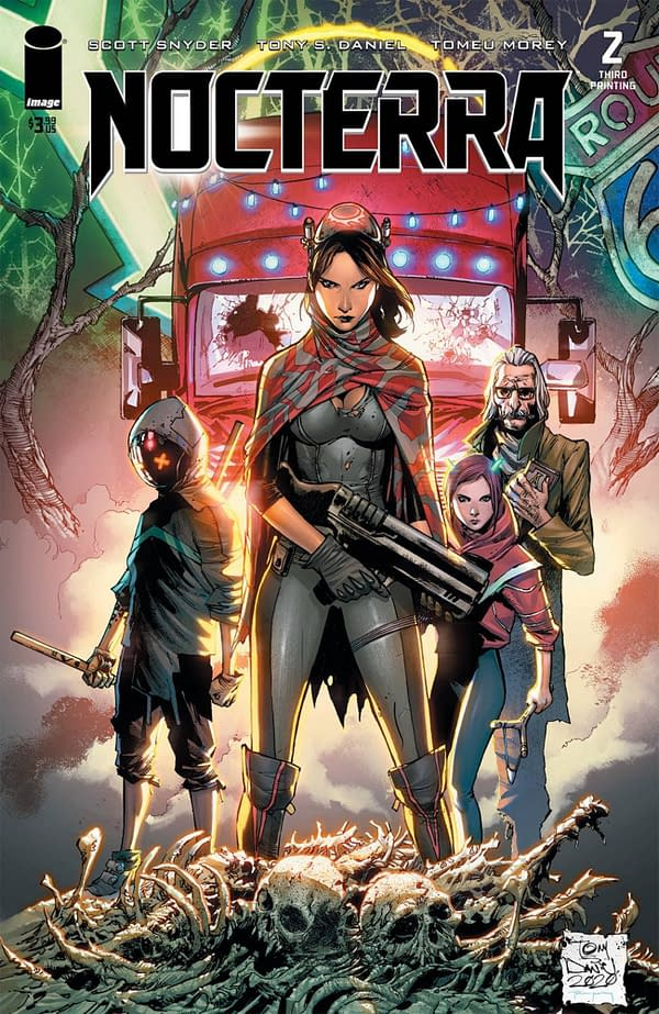 PrintWatch: Marvel