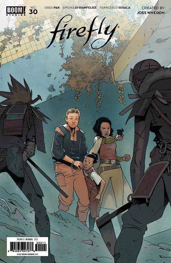 Cover image for FIREFLY #30 CVR A BENGAL