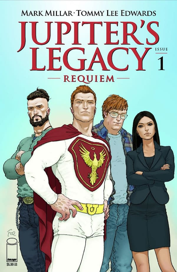 A Preview for Jupiter's Legacy: Requiem