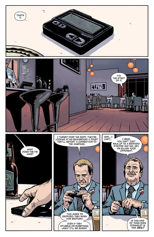 Interior preview page from RORSCHACH #10 (OF 12) CVR A JORGE FORNES (MR)