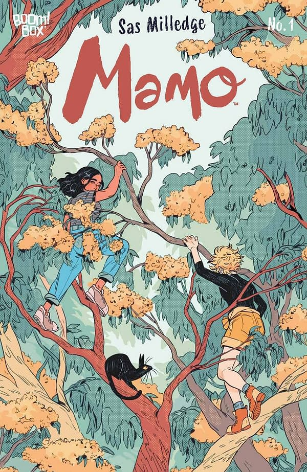 Cover image for MAMO #1 (OF 5) CVR A MILLEDGE