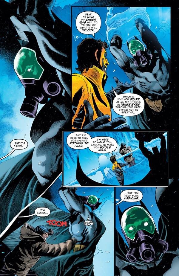 Interior preview page from BATMAN URBAN LEGENDS #6 CVR A NICOLA SCOTT
