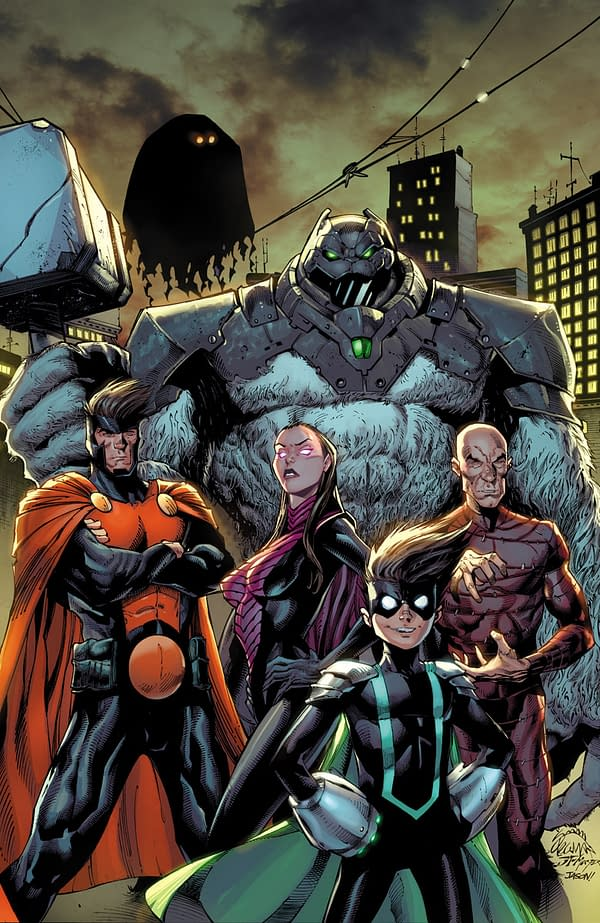 Donny Cates & Ryan Stegman Talk To Rich Johnston About Their Substack