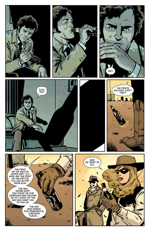 Interior preview page from RORSCHACH #11 (OF 12) CVR A JORGE FORNES (MR)