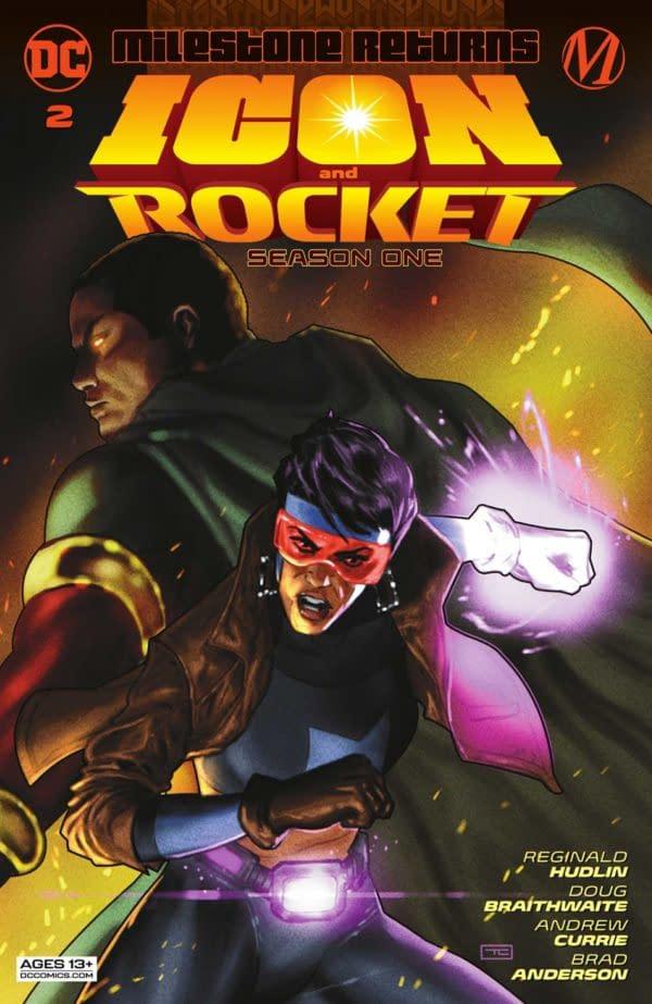 Icon And Rocket Season One #2 Review: Enjoyable