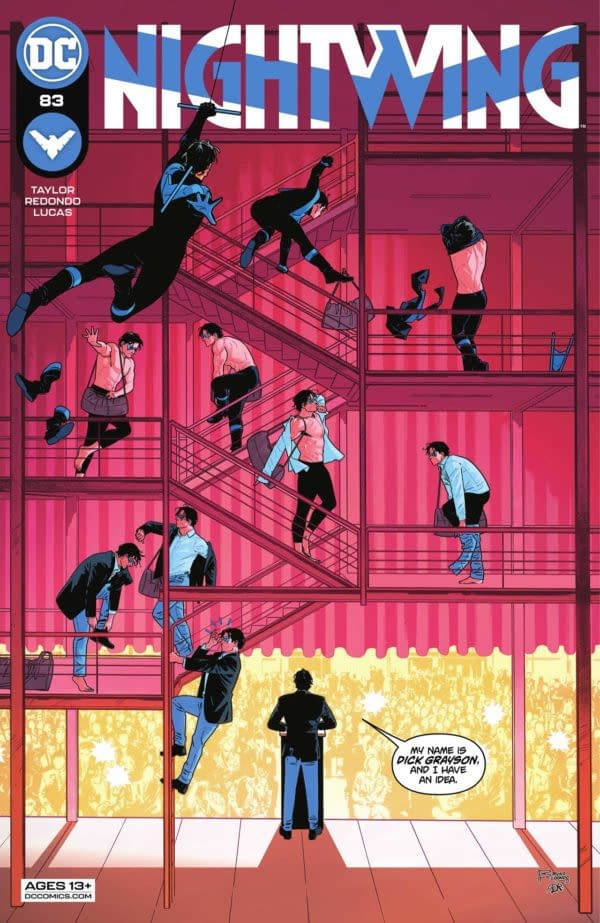 Nightwing #83 Review: Hits Every Mark