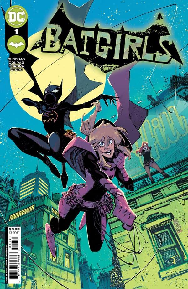 DC Comics December 2021 Solicitations