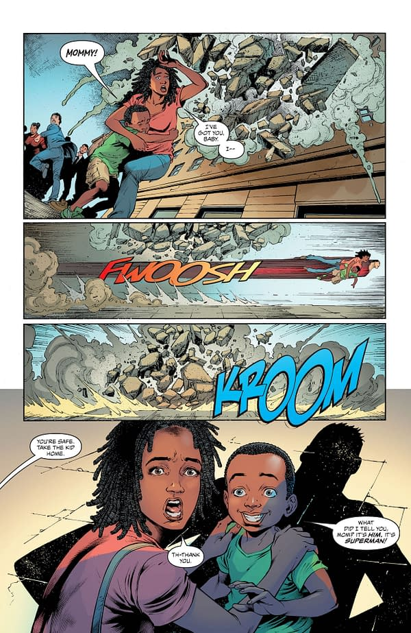 Interior preview page from TITANS UNITED #1 (OF 7) CVR A JAMAL CAMPBELL