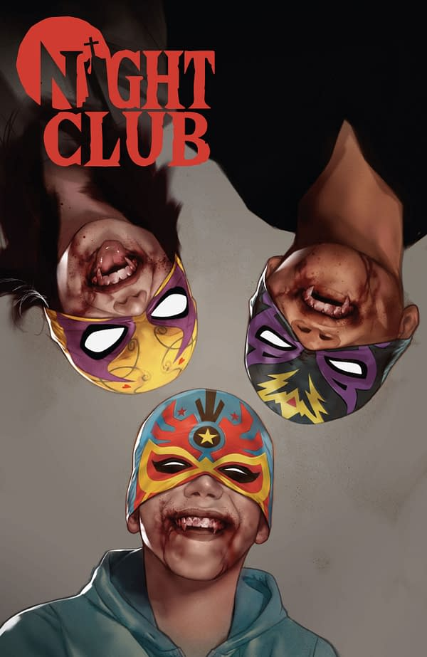 Mark Millar's Night Club - What If Vampires Wanted To Be Superheroes?