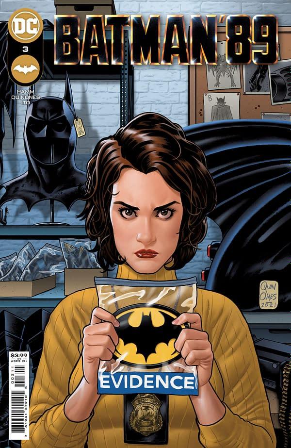 Cover image for BATMAN 89 #3 (OF 6) CVR A JOE QUINONES