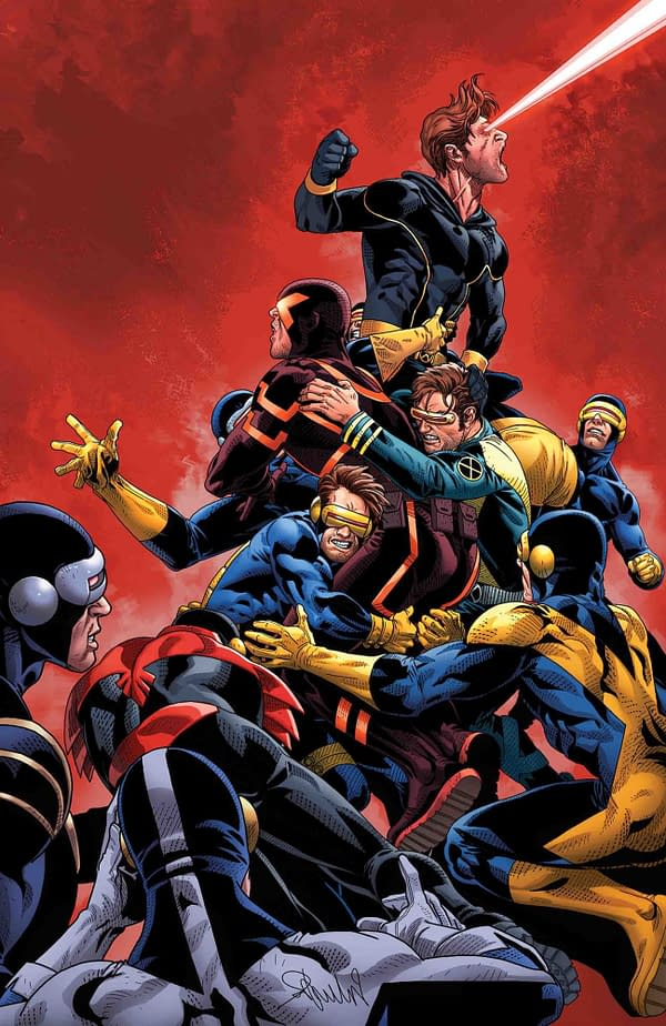 X-Men Disassembled Gets an Oversized (and Priced) Finale in January's Uncanny X-Men #10